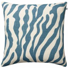 Chhatwal & Jonsson -Zebra Putetrekk 50x50 cm, Heaven Blue