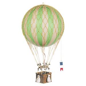 Authentic Models -Royal Aero Luftballong, Grønn