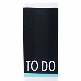 Design Letters -To Do Post-It