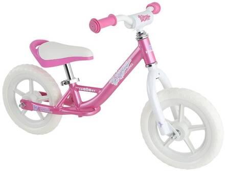 Haro Løpesykkel Haro Prewheelz (Pearl Pink)