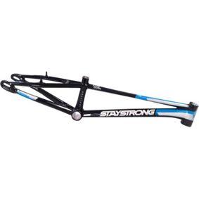 Stay Strong Race BMX Ramme Stay Strong 2020 Til Life V3 (Svart)