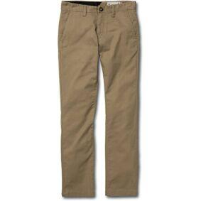 Volcom Frickin Chino Youth Bukser (Khaki)