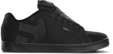 Etnies Fader Skate Sko (Black Dirty Wash)