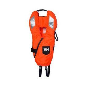 Helly Hansen Safe+ Baby Life Vest (Flour Orange)