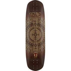 Rayne Exorcist Longboard Deck (Brown)