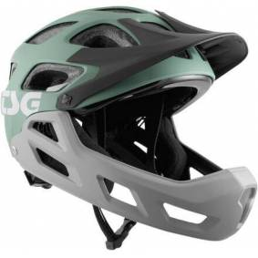 TSG BMX Hjelm TSG Seek Youth Fr Solid (Grønn)