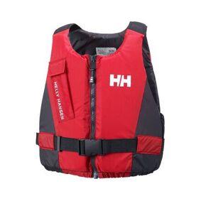 Helly Hansen Svømmevest Helly Hansen Rider Vest (Red/Ebony)
