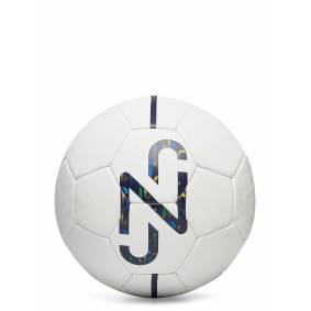 PUMA Njr Fan Ball Accessories Sports Equipment Football Equipment Hvit PUMA