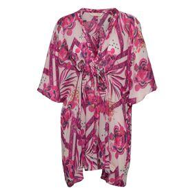 ODD MOLLY Artsy Beach Dress Strandklær Rosa ODD MOLLY