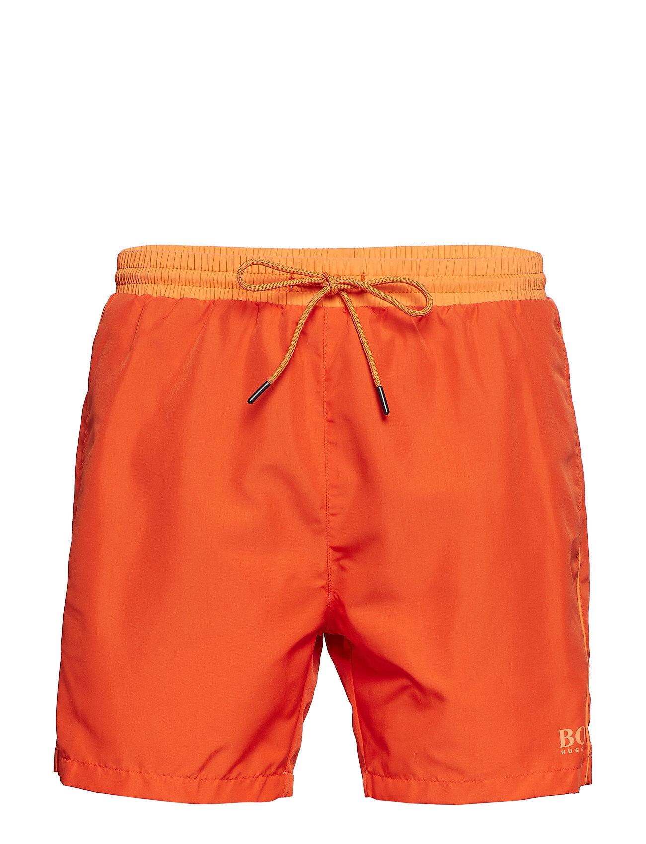 Boss Starfish Badeshorts Oransje BOSS