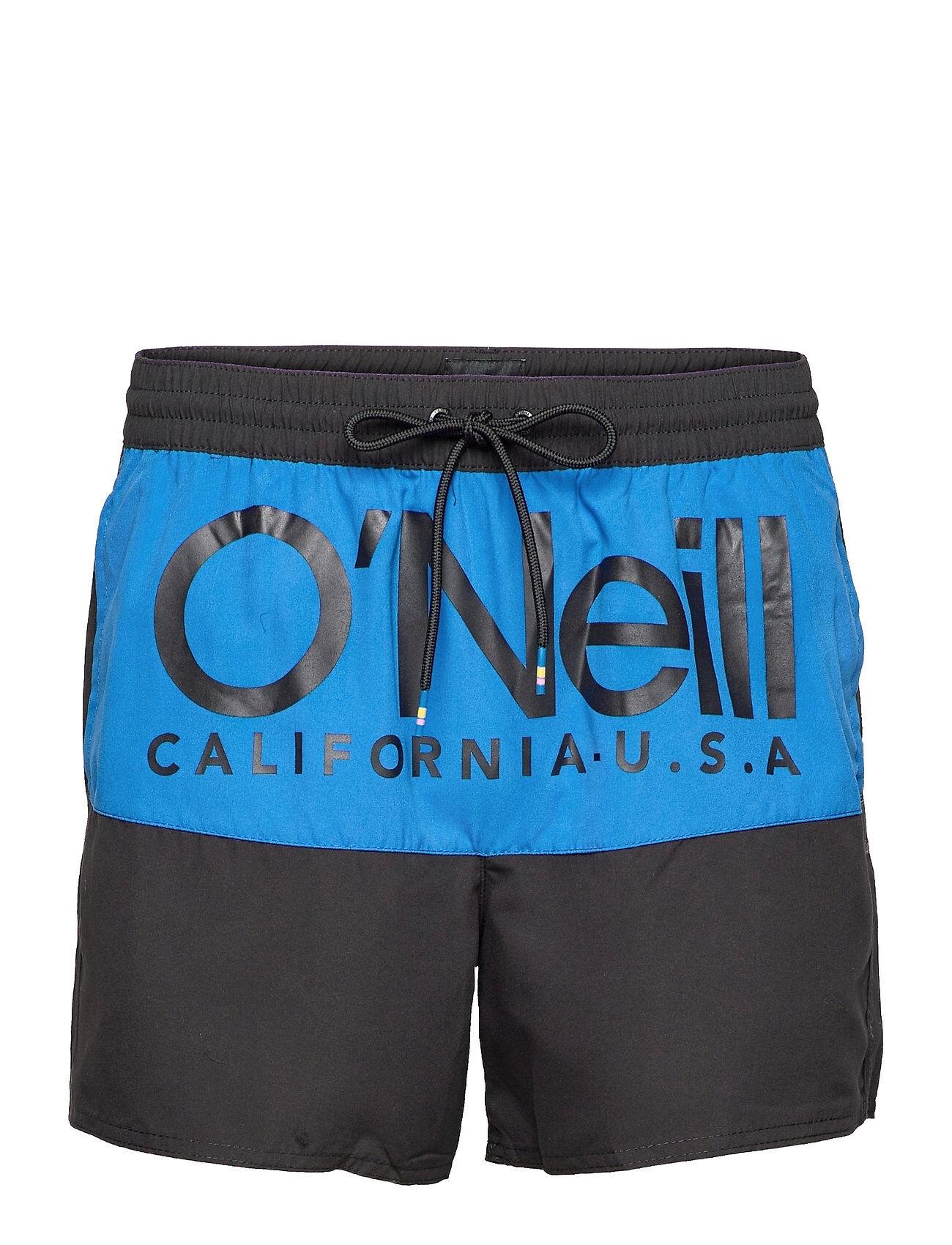 O'neill Pm Framed Cali Shorts Badeshorts Svart O'neill