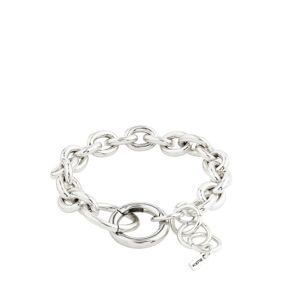 Pilgrim Bracelet Heritage Silver Plated Accessories Jewellery Bracelets Chain Bracelets Sølv Pilgrim