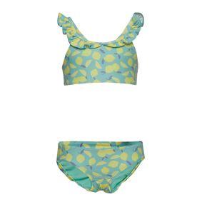 GAP Kids Ruffle Lemon Swim Two-Piece Bikini Blå GAP