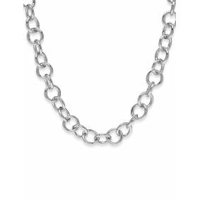 Pieces Pctasha Necklace Pb Accessories Jewellery Necklaces Chain Necklaces Sølv Pieces