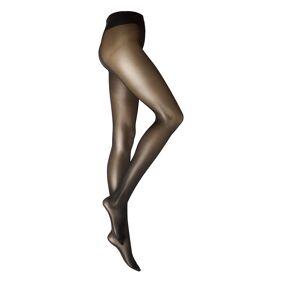 Lindex Tights 70den Firm Support Lingerie Pantyhose & Leggings Svart Lindex