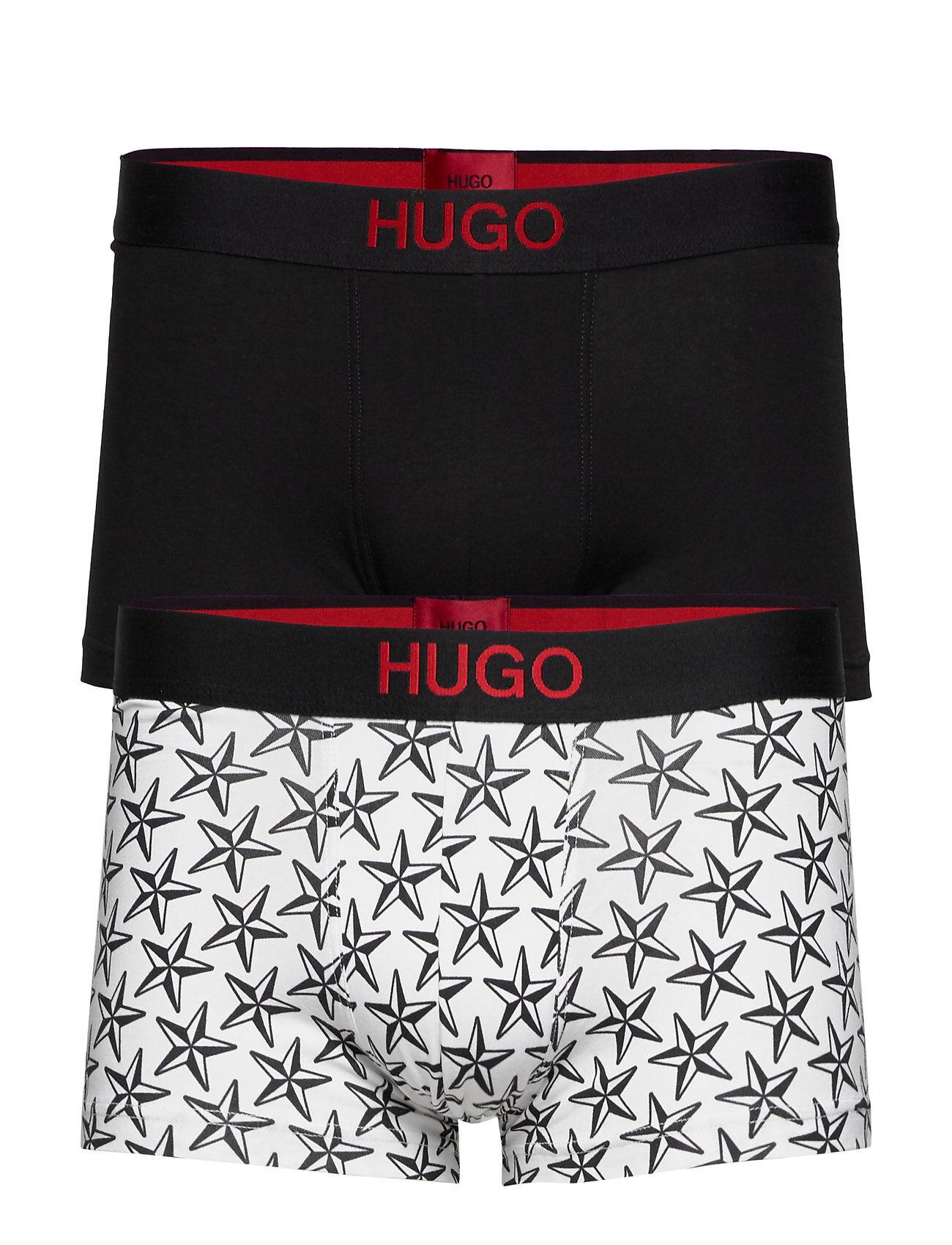 HUGO Trunk Brother Pack Boksershorts Multi/mønstret HUGO