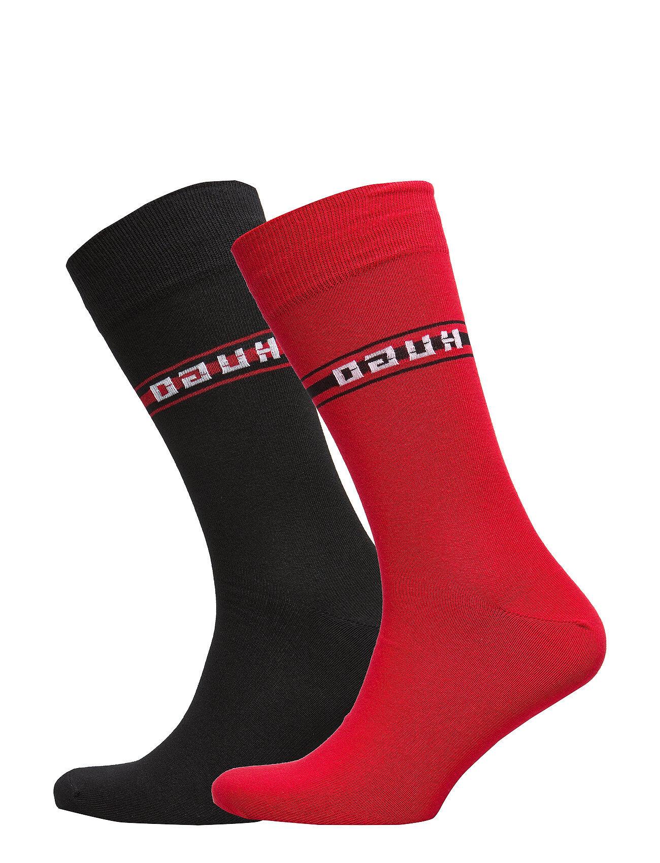 HUGO 2p Gift Set Logo Cc Underwear Socks Regular Socks Multi/mønstret HUGO
