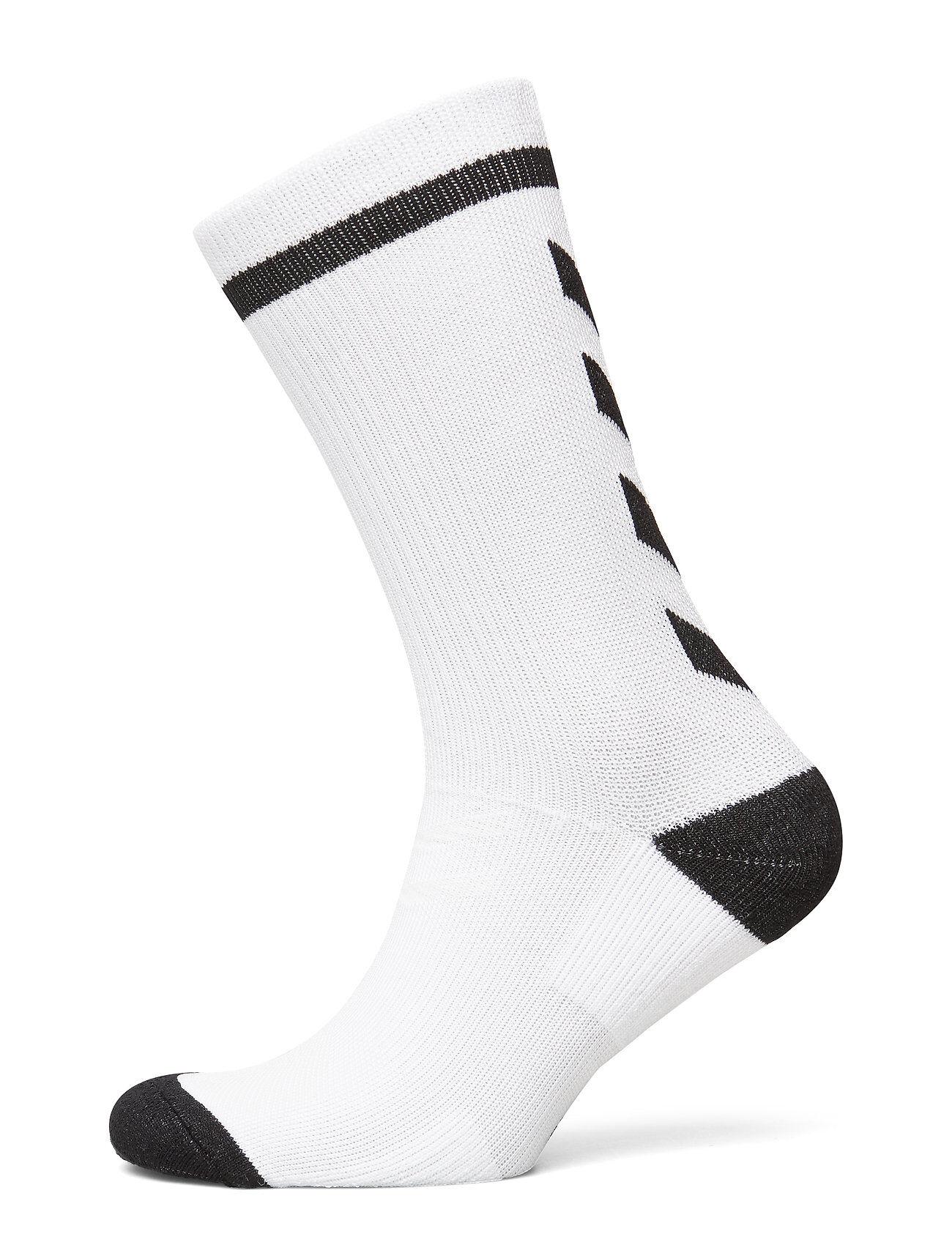 Hummel Elite Indoor Sock Low Underwear Socks Football Socks Hvit Hummel