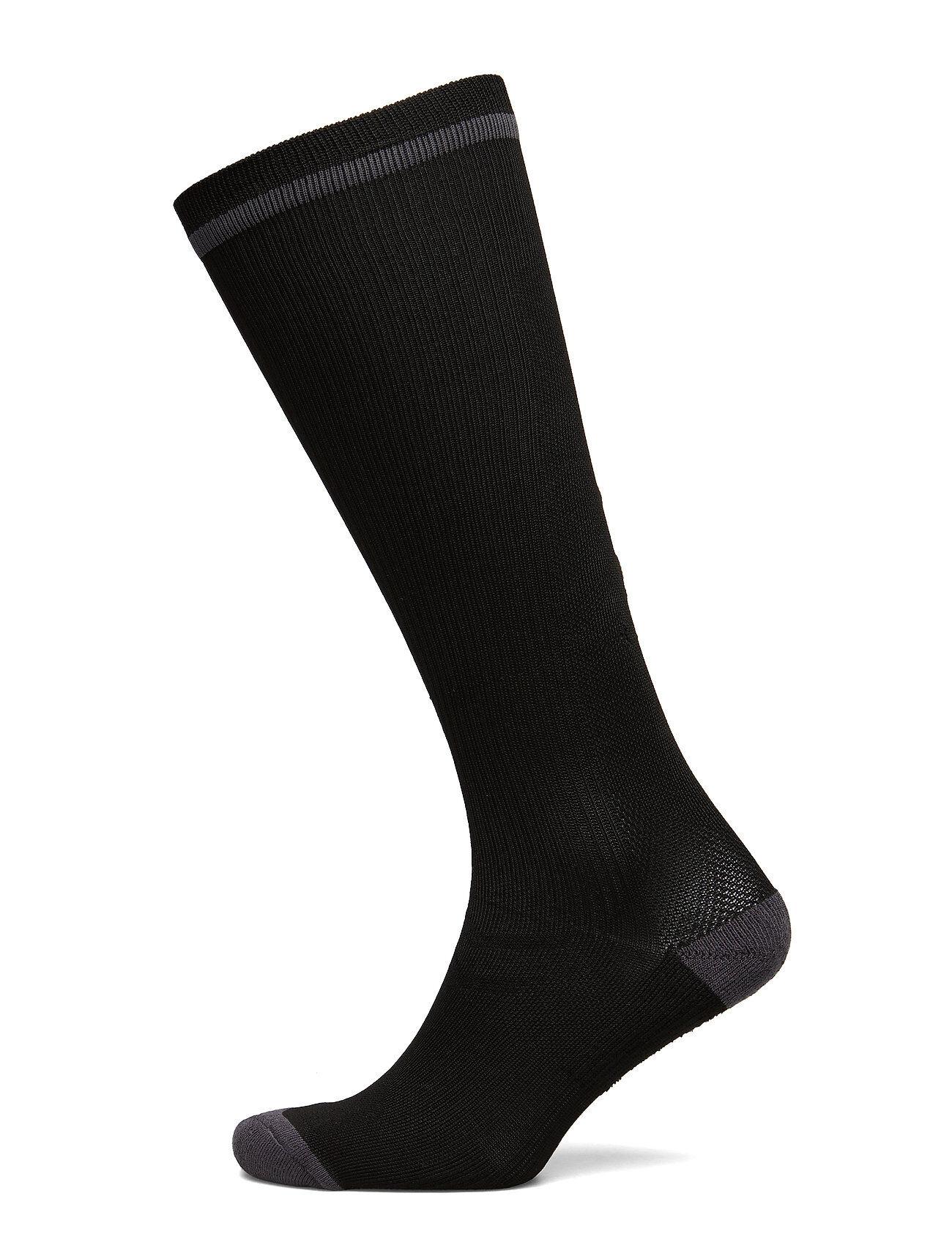 Hummel Elite Indoor Sock High Underwear Socks Football Socks Svart Hummel