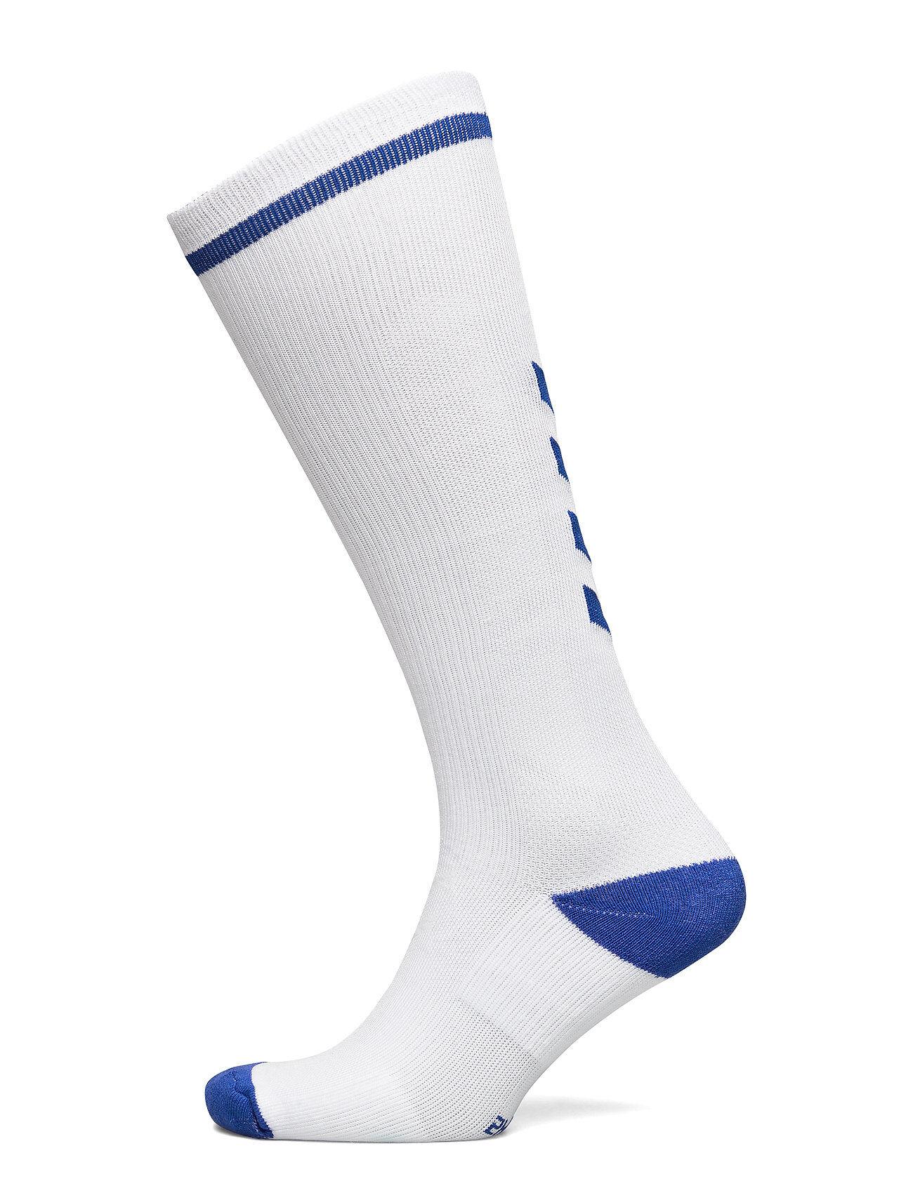 Hummel Elite Indoor Sock High Underwear Socks Football Socks Hvit Hummel