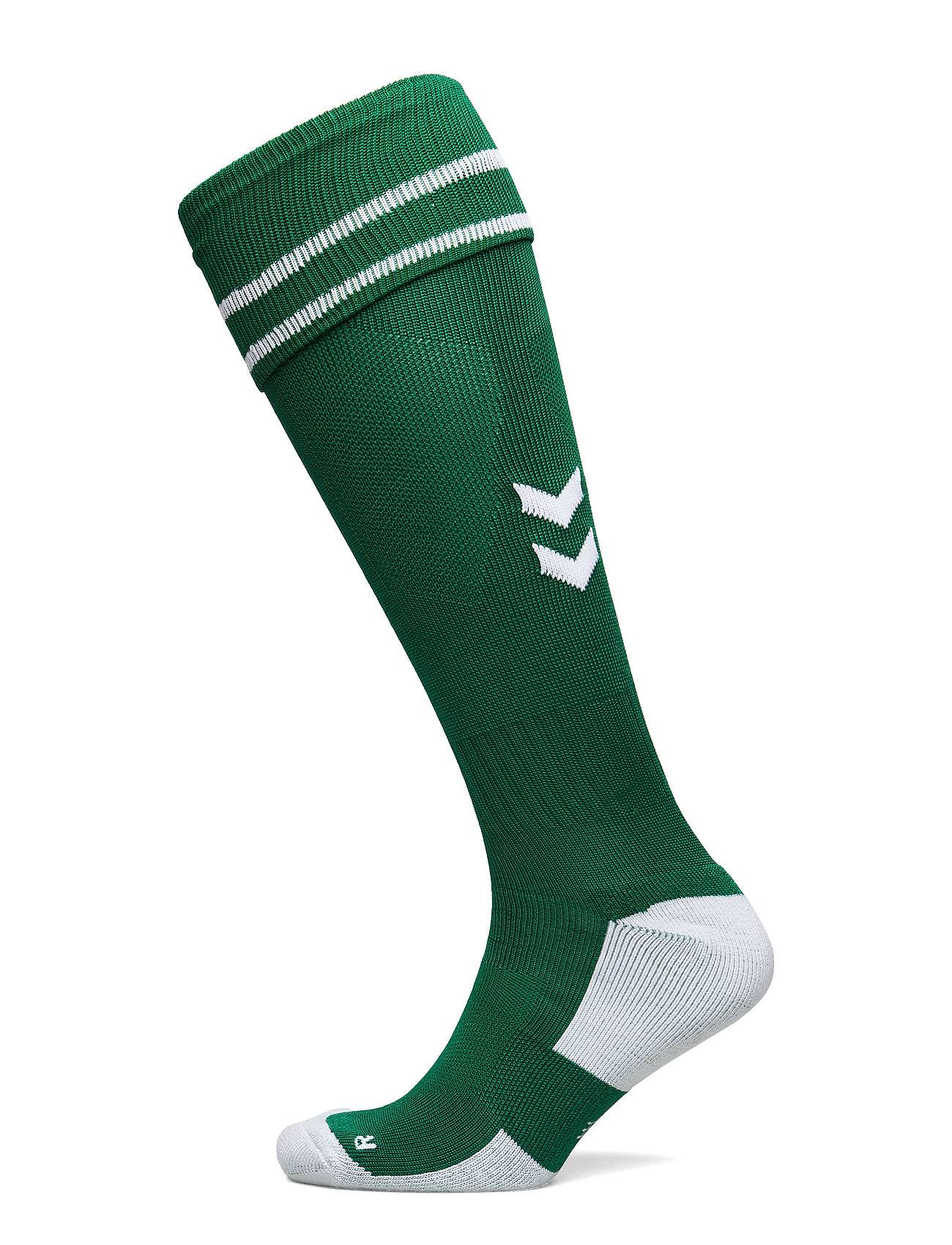 Hummel Element Football Sock Underwear Socks Football Socks Grønn Hummel