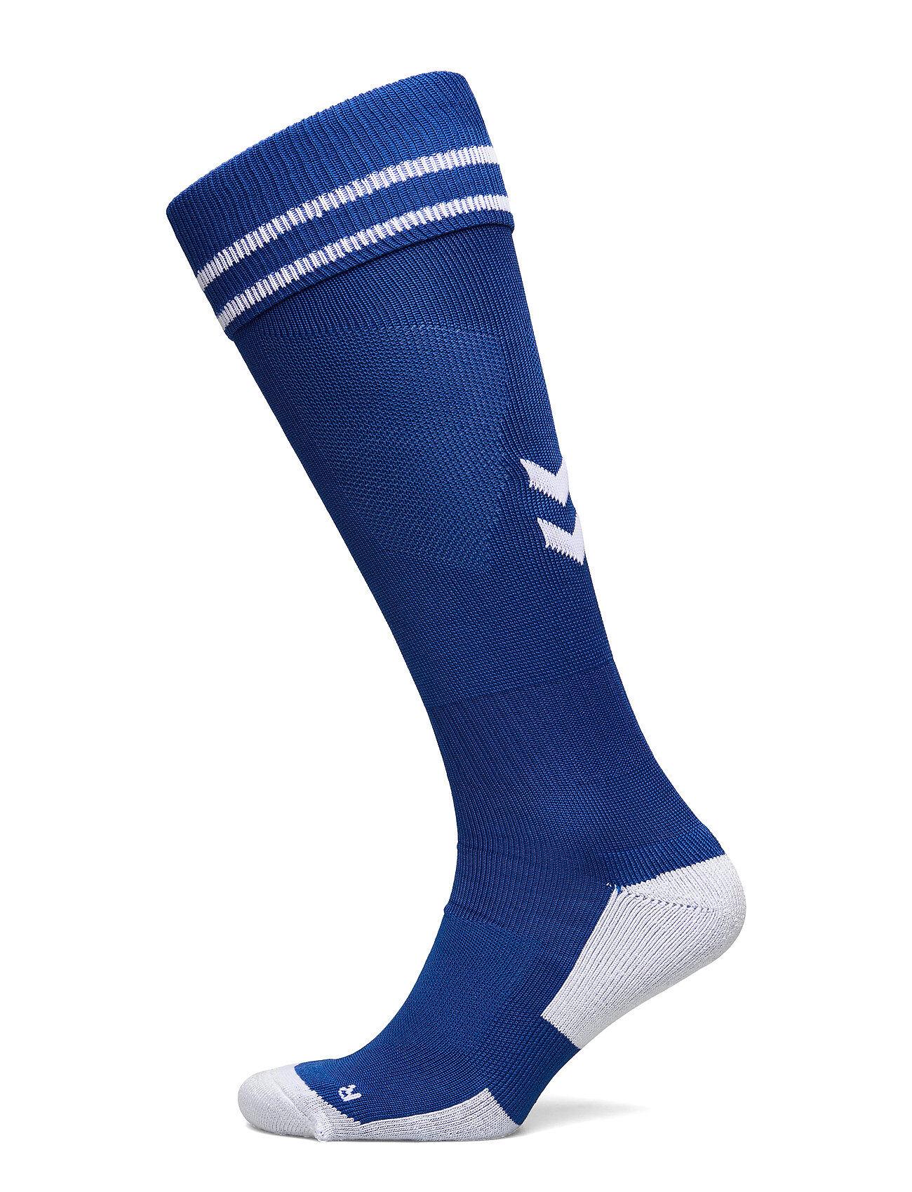 Hummel Element Football Sock Underwear Socks Football Socks Blå Hummel
