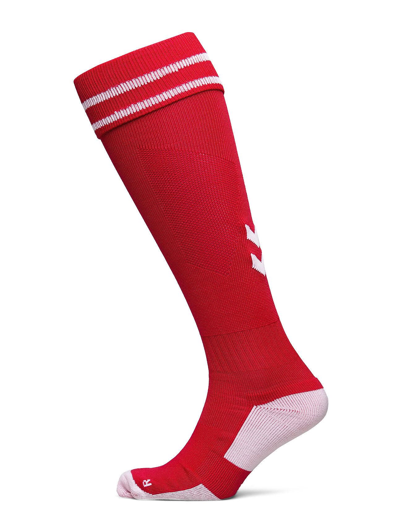 Hummel Element Football Sock Underwear Socks Football Socks Rød Hummel