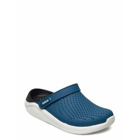 Crocs Literide Clog Shoes Summer Shoes Pool Sliders Blå Crocs