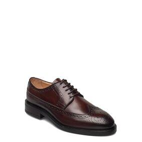 GANT Flairville Low Lace Shoes Business Laced Shoes Brun GANT