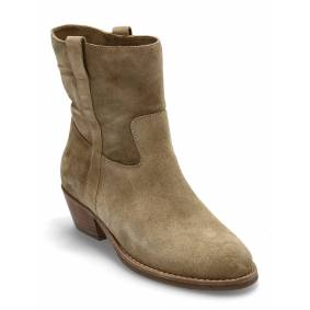 ba&sh Ankle-Boots Chester Shoes Boots Ankle Boots Ankle Boot - Heel Brun Ba&sh