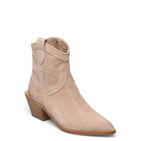 Laura Bellariva Ankle Boots Shoes Boots Ankle Boots Ankle Boot - Heel Rosa Laura Bellariva