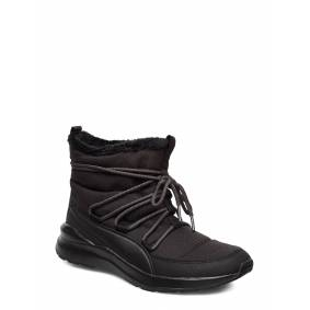 PUMA Adela Winter Boot Shoes Boots Ankle Boots Ankle Boot - Flat Svart PUMA