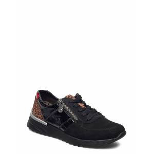 Rieker N8024-00 Lave Sneakers Svart Rieker