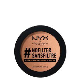 NYX PROFESSIONAL MAKEUP Nofilter Finishing Powder Ansiktspudder Sminke NYX PROFESSIONAL MAKEUP