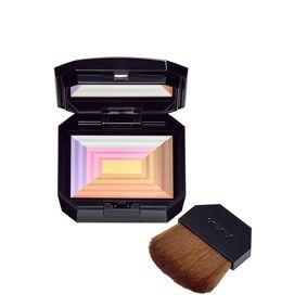 Shiseido Blush 7 Lights Illuminator Highlighter Contour Sminke Multi/mønstret Shiseido