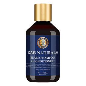 Raw Naturals Brewing Company Beard Shampoo & Conditi R Beauty MEN Shaving Products Beard & Mustache Nude Raw Naturals Brewing Company
