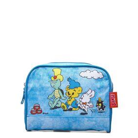 Bamse Wash Bag Accessories Bags Pencil Cases Blå Bamse