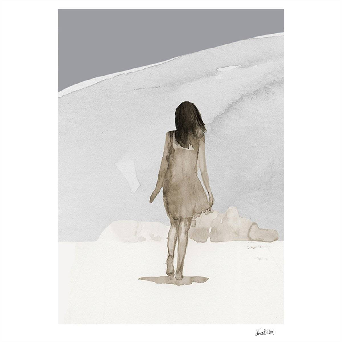 Anna Bülow Summer poster 50x70 cm