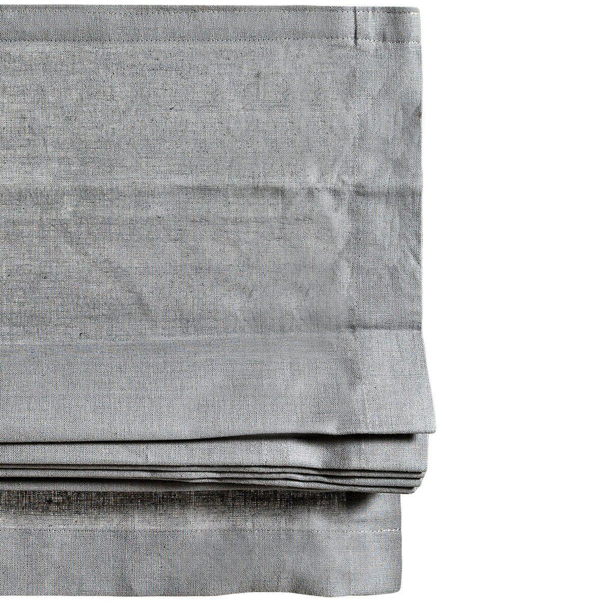 Himla Ebba liftgardin 130x180 cm Pencil (grå)