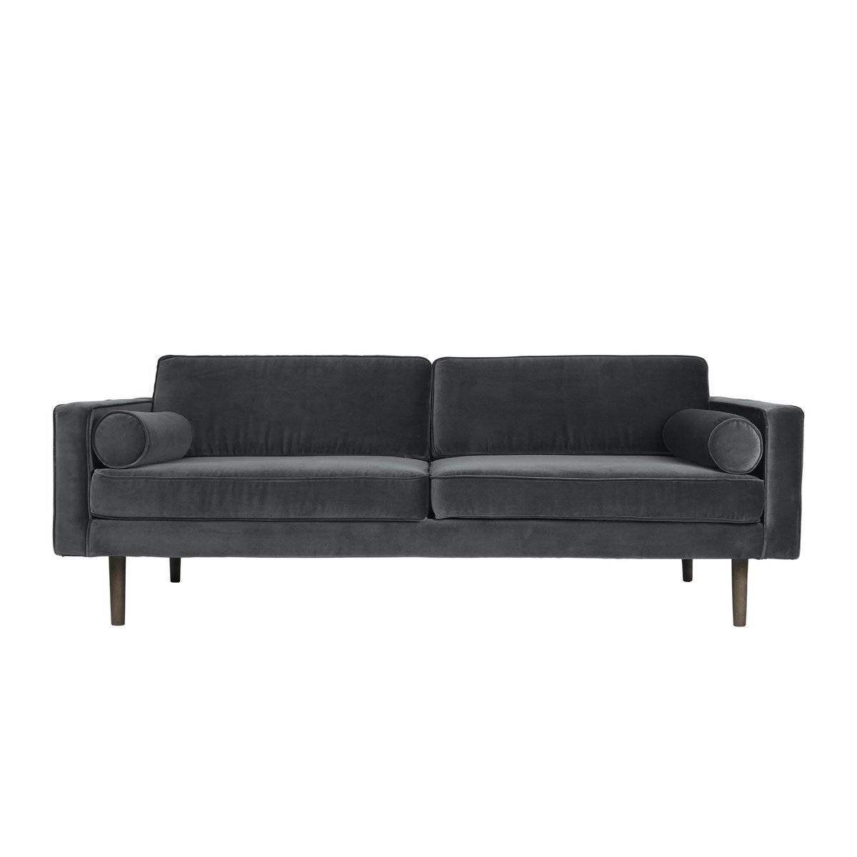 Broste Copenhagen Wind 3-seter sofa magnet (grå)
