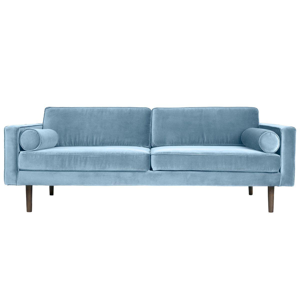 Broste Copenhagen Wind 3-seter sofa Pastel blue (blå)