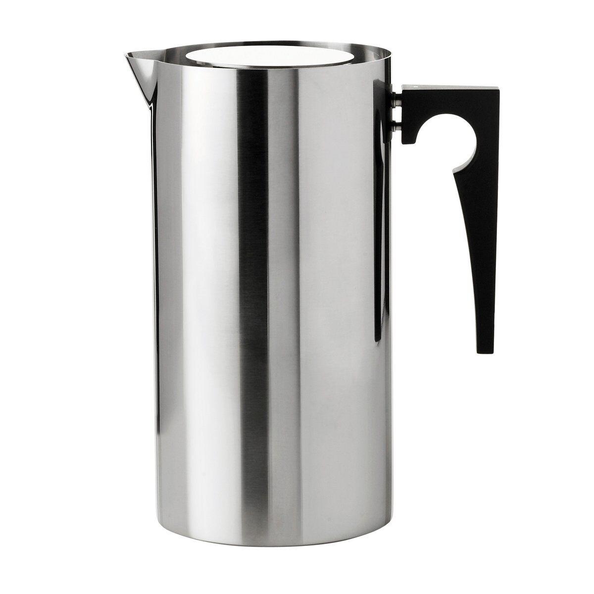 Stelton AJ cylinda-line presskanne kaffe 1 l Rustfri