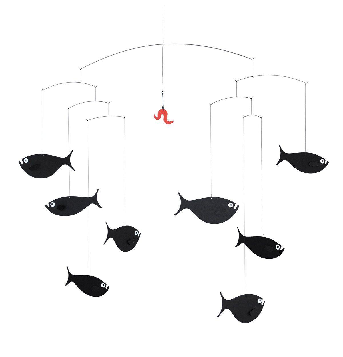 Flensted Mobiles Shoal of fish uro sort