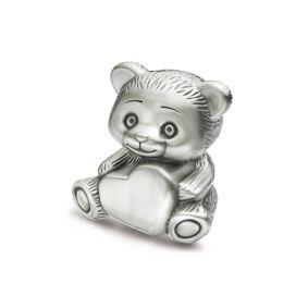 Sparebøsse teddy fortinnet 83191