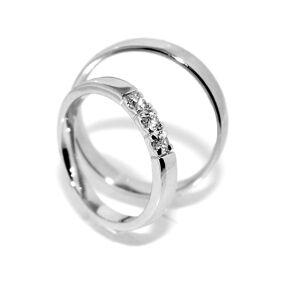 Forlovelsesringer SpesialPris med diamanter 0.15 carat