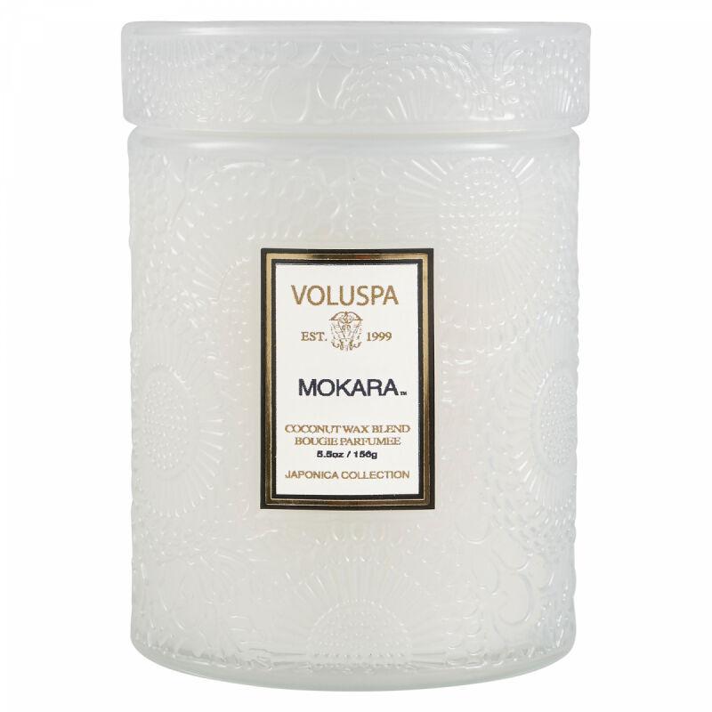 Voluspa Mokara Mini Glass Jar (50h)