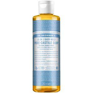 Dr. Bronner's Liquid Soap Neutral-Mild (240ml)