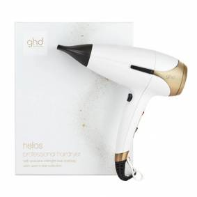 Ghd Helios White & Satin Gold Limited Edition Hair Dryer