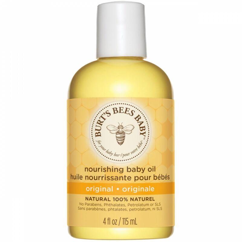 Burt's Bees Baby Bee Nourishing Baby Oil (115ml)