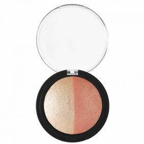 e.l.f Cosmetics Baked Highlighter & Blush Rose Gold